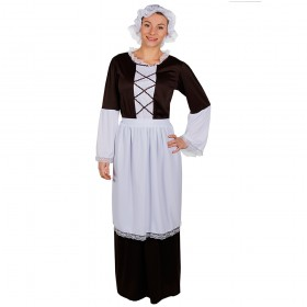 Ladies Tudor Maid Costume
