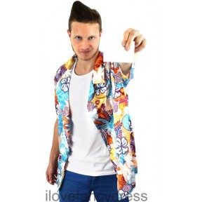 Ace Ventura Fancy Dress Costume