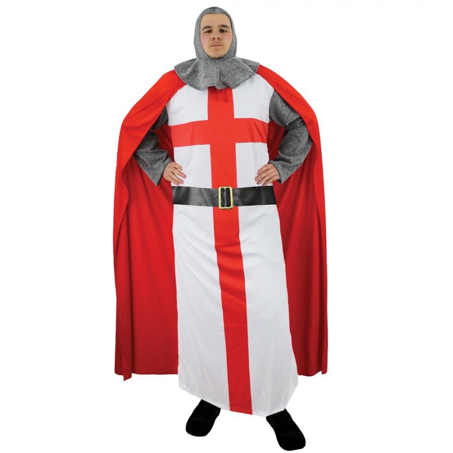 St George Knight Costume George Knight