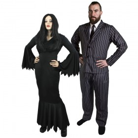 Couples Costume - Gothic
