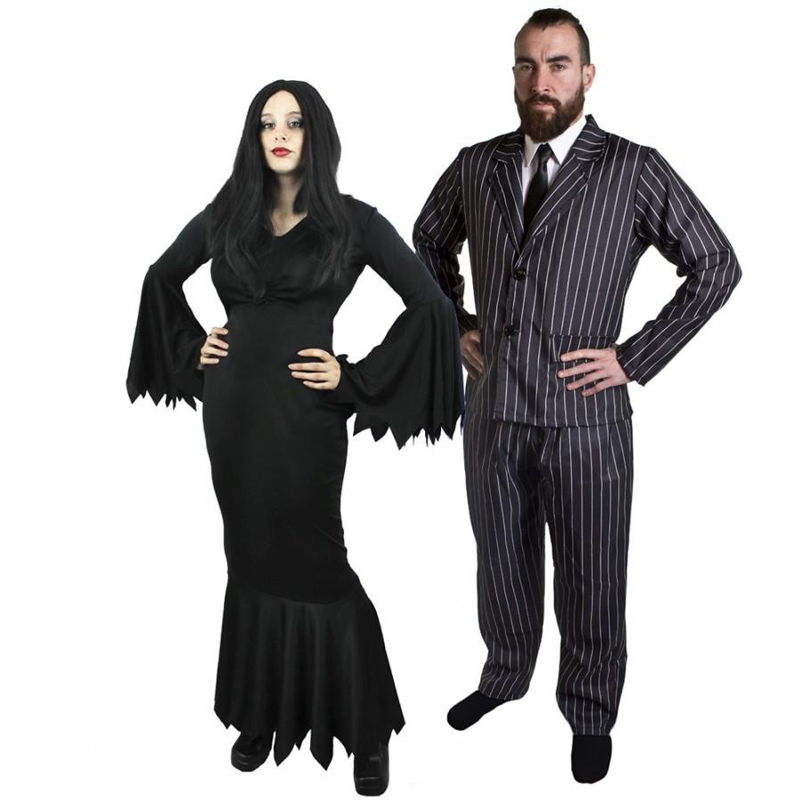 Couples Costume Gothic