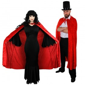 Couples Costume - Vampire - Red