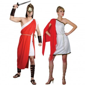 Couples Costume - Greek