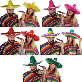 Couples Costume - Mexicans