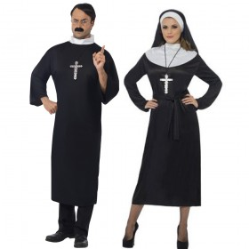 Couples Costume - Religious