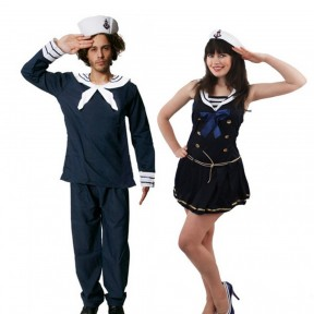 Couples Costume - Sailor