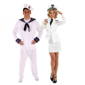 Couples Costume - WW2 Naval