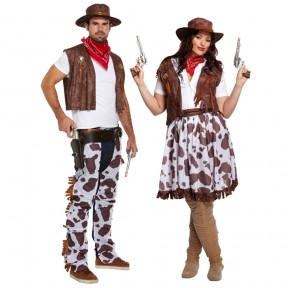 Couples Costume - Cowboy/Cowgirl
