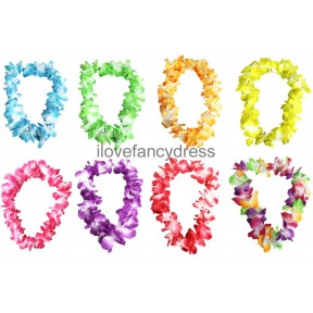 Hawaiian Flower Lei