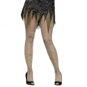 Zombie Bloody Vein Tights