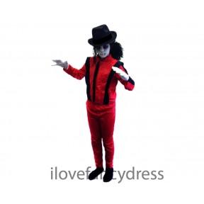Childs Deluxe Zombie Jacko Costume