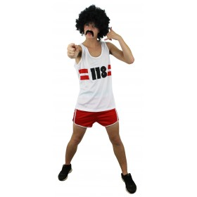 118 Vest and Shorts Costume