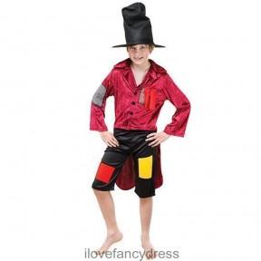 Boys Artful Dodger Victorian Costume
