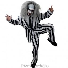 Mens Mad Man Halloween Costume