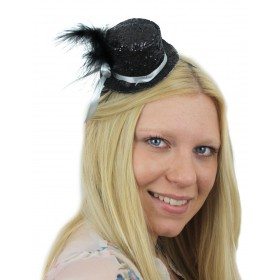 Mini Fascinator Hat on Headband