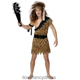Mens Caveman Costume