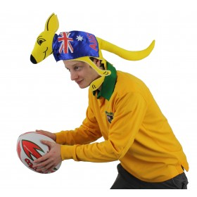 Australia Supporters Kangaroo Hat