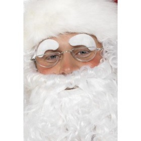 Father Christmas Eyebrows