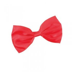 Small Red Bow Tie