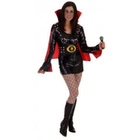 Womens Vegas Rock Star Costume