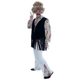 Mens 60s Hippie