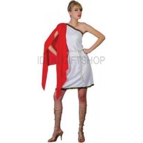 Ladies Roman Temptress / Greek Goddess Toga Costume