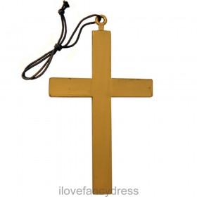 Large Plastic Cross