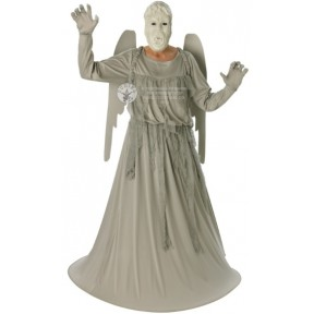Dr Who Weeping Angel Costume
