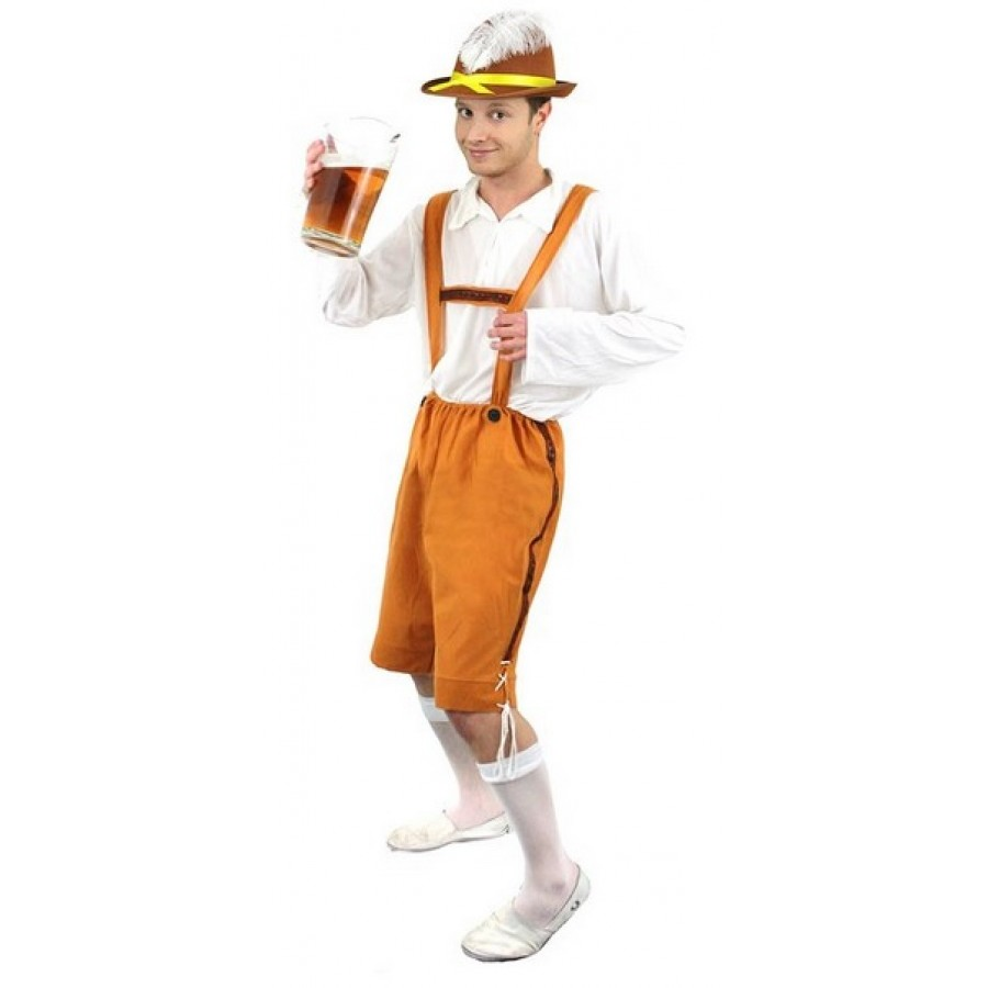 Costume Adult Mens Funny Christmas Outfit