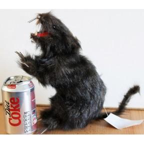 """12"""" Large Fake Rat"""