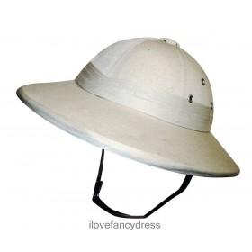 Deluxe Pith Helmet (Safari Explorer)