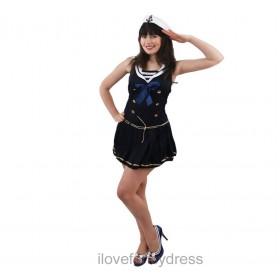 Ladies Sailor Dress