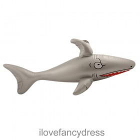 Inflatable Shark 90cm