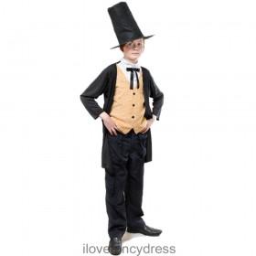 Boys Victorian Gent Costume