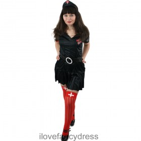 Ladies Wicked Nurse Costume