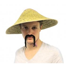 Coolie Straw Hat