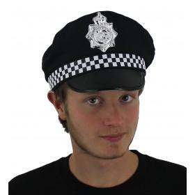 Police Panda Cap British style