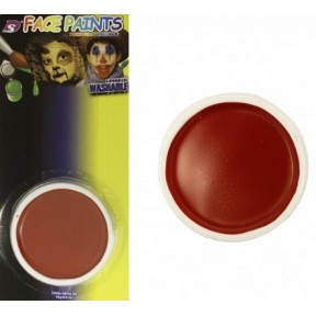 10ml Red Greasepaint Face Paint