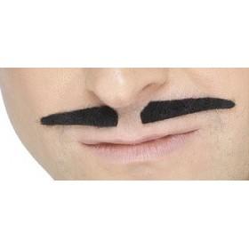 Gangster Spiv Moustache