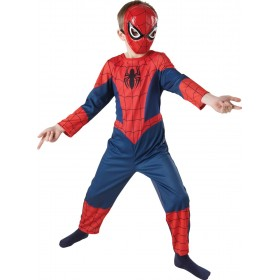 Licensed Childs Spider-Man Costume