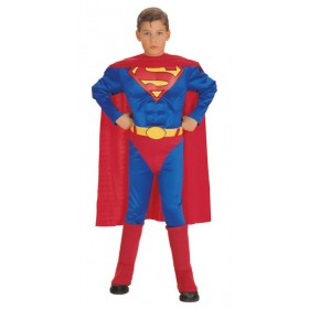 Licensed Childs Superman Costume