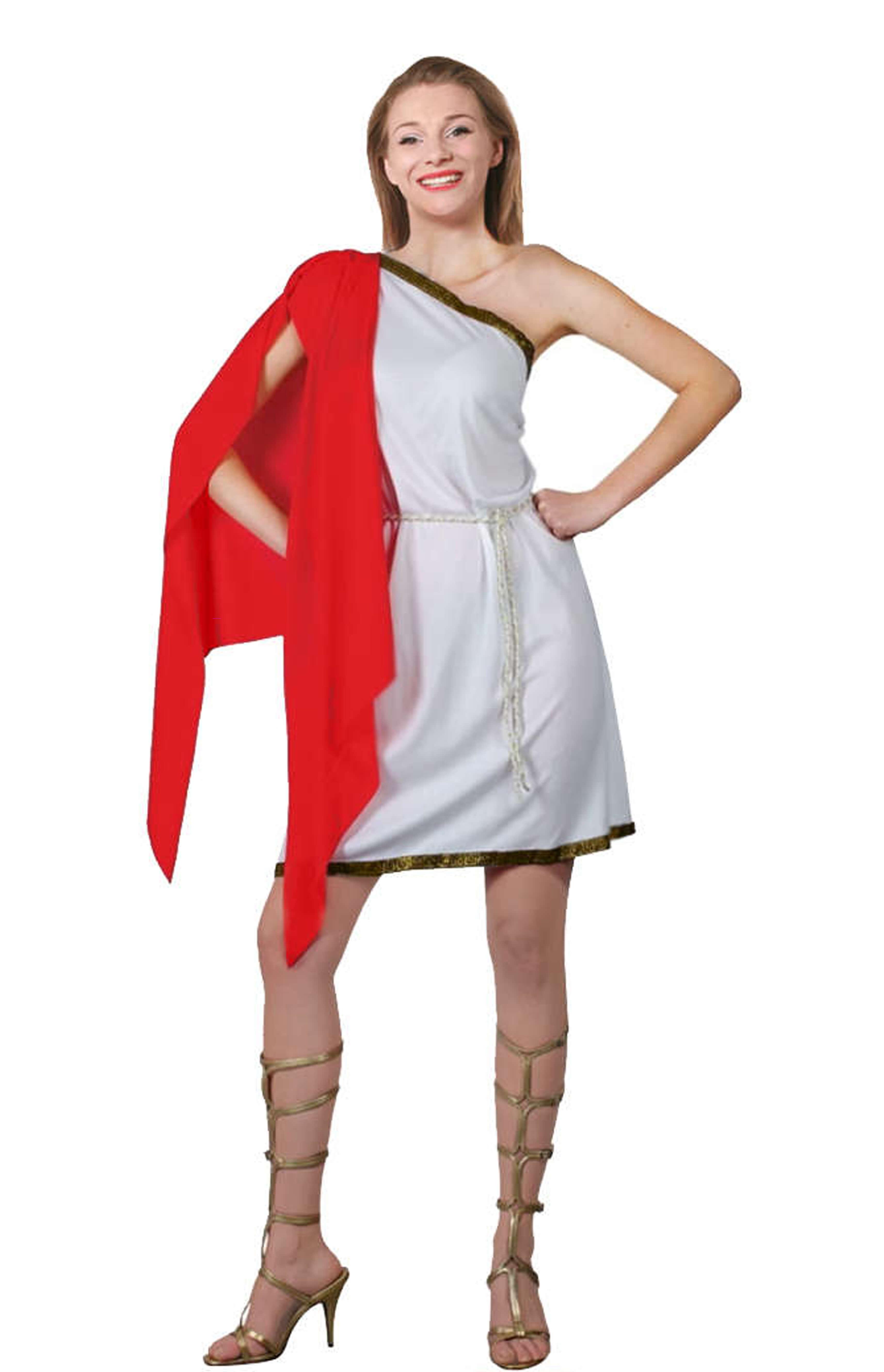 2d7d7fbfd224 Ladies Roman Temptress Costume - I Love Fancy Dress