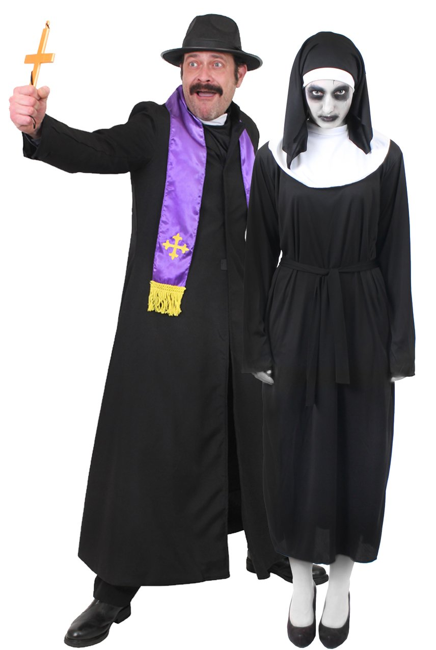 The Nun and The Exorcist