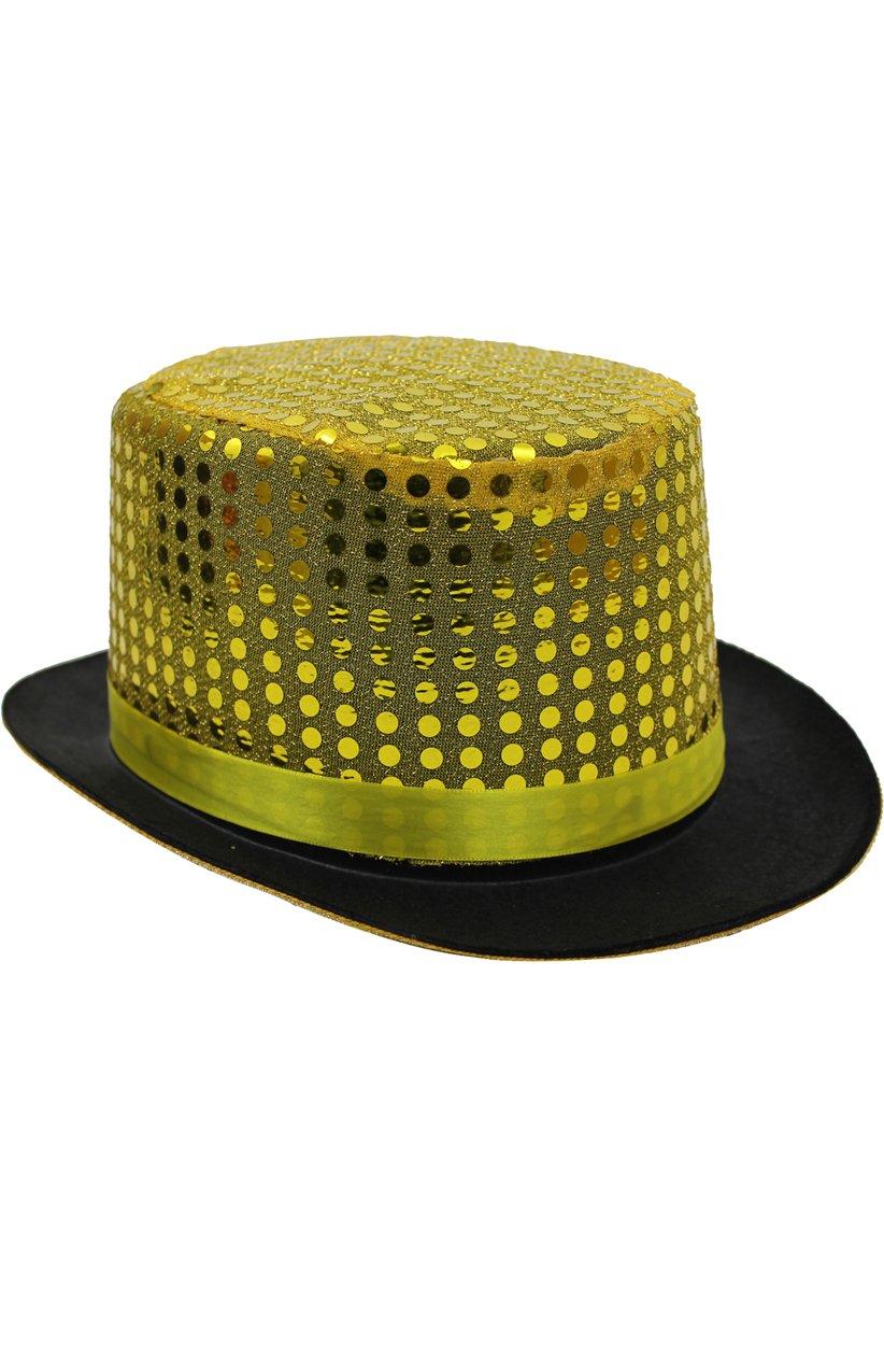0af25abb5c242 Unisex Gold Sequin Tailcoat - I Love Fancy Dress