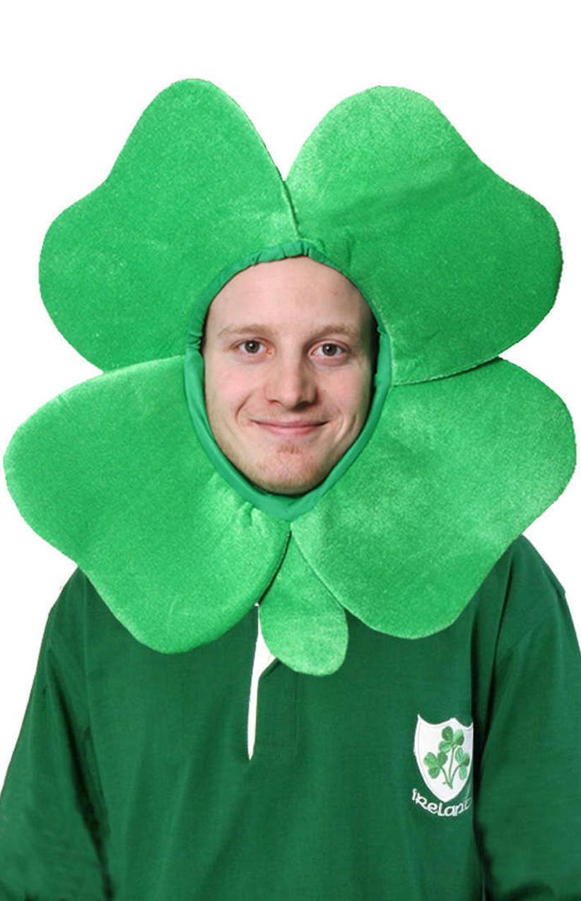 492d21f9975 Irish Clover Hat