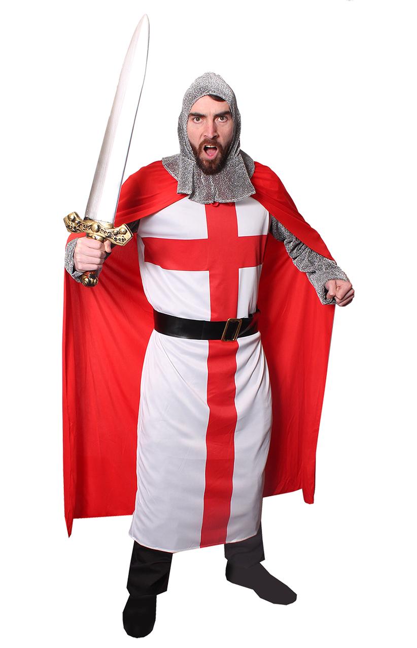 St George Knight Costume - I Love Fancy Dress
