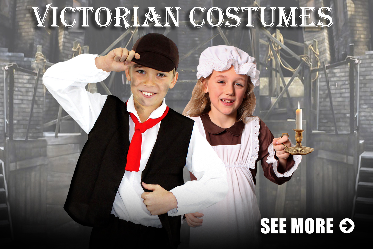 victorian costumes
