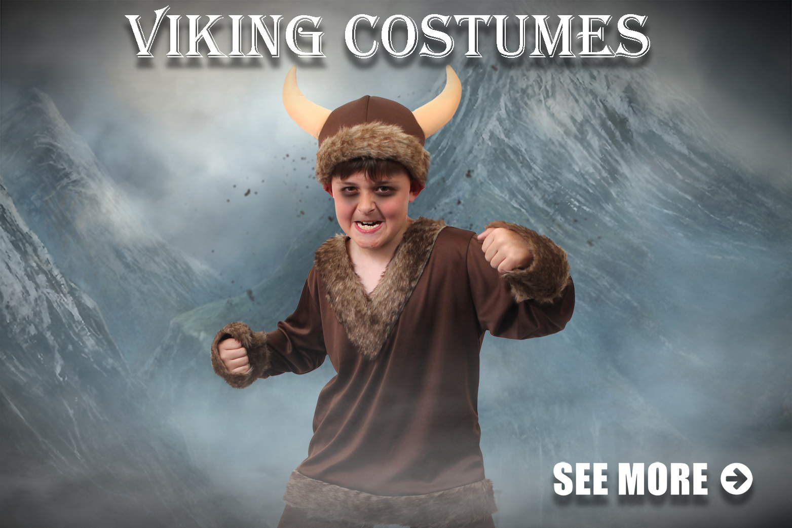 viking age costume