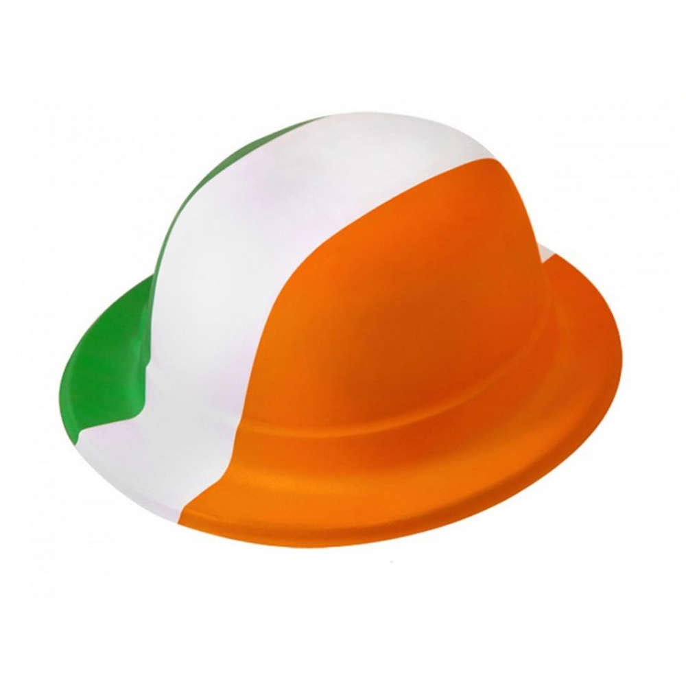 e8b58694b9c34 Irish Plastic Bowler Hat - I Love Fancy Dress