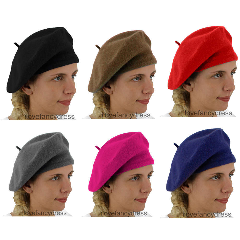 6bf248ccce6 French Beret - I Love Fancy Dress